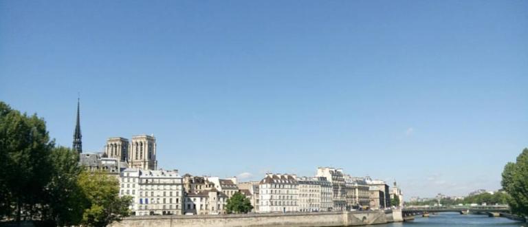 Article : L'herbe est-elle plus verte à Paris ?
